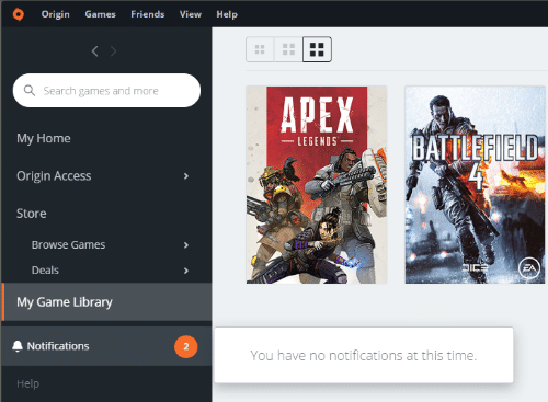 game library Apex Legends Keeps Crashing