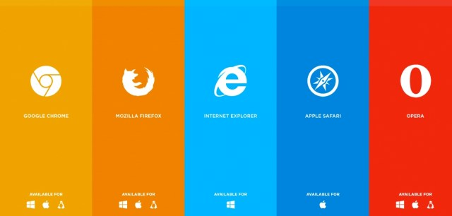 Upgrade your Browser to the Latest Version