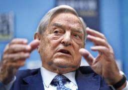 George Soros Facebook ve Google'a ağır çaktı