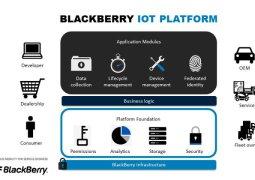 BlackBerry IoT