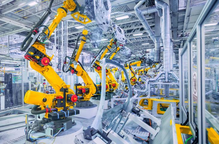 Robot yoğunluğu