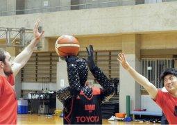 Basketbol robotu