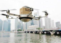 Drone test programı
