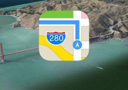 Apple Harita servisi çöktü