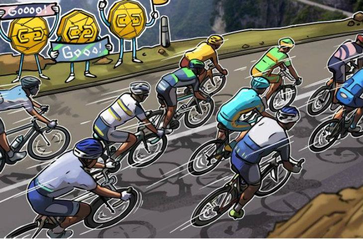 bisiklet ile kripto para