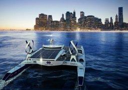 hidrojenle çalışan gemi