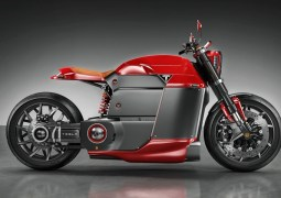 Tesla elektrikli motosiklet