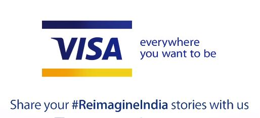 Visa #ReimagineIndia