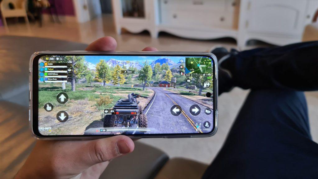 Xiaomi Redmi Note 9 Pro Call of Duty