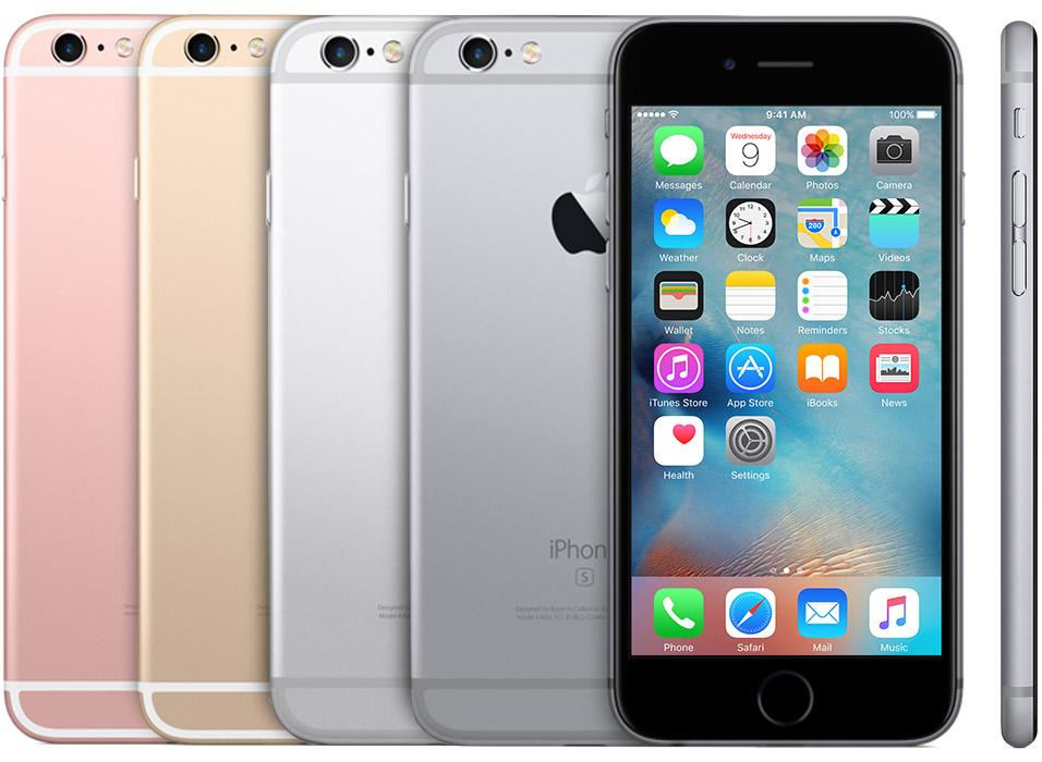 iPhone 6s substituição de tela assistencia apple