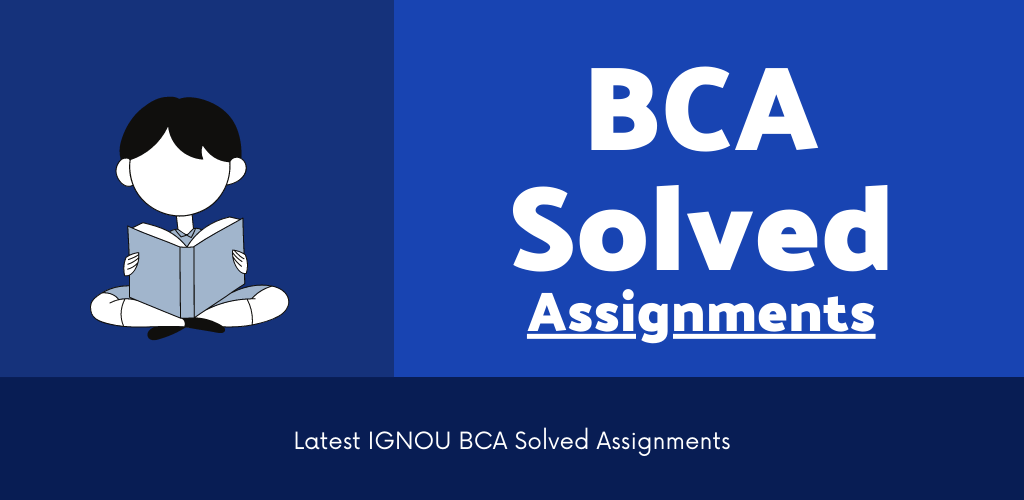 bca solved assignment