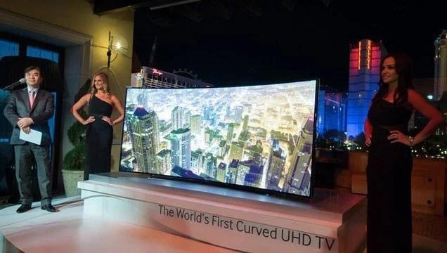 UHDTV 105 inch