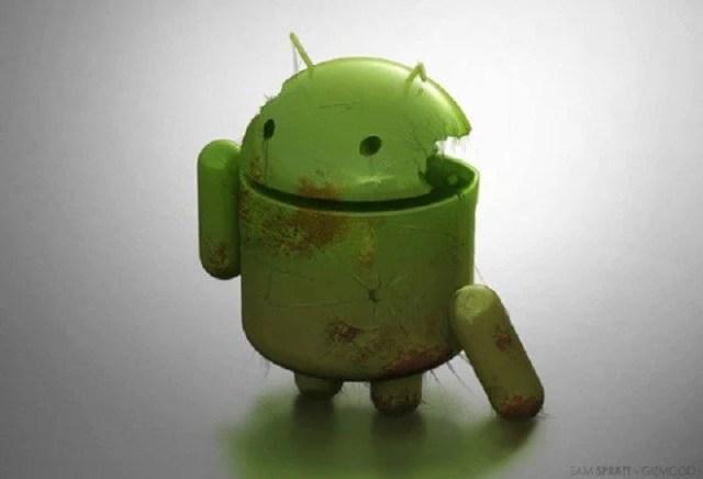 android-broken