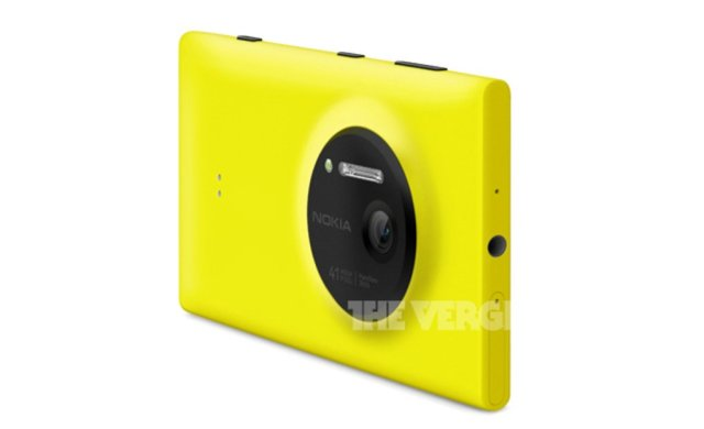 Lumia 1020 official