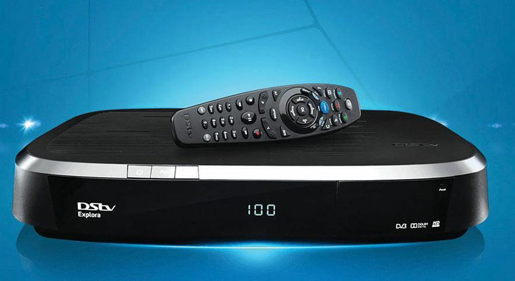 Pvr Hd Decoders Dstv Hd Single View Extra View Installation For