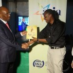 Team Vuga receives recognition at the exibition