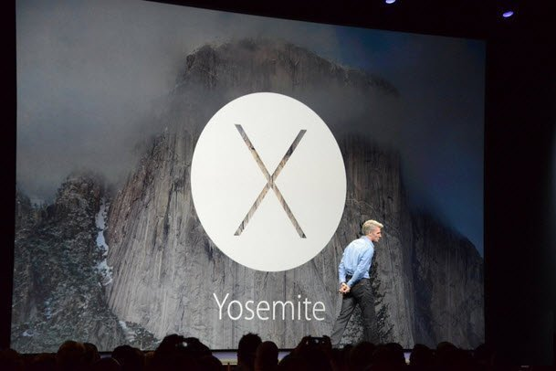 OS X Yosmite
