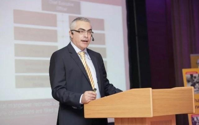 MTN Uganda CEO Mazen M