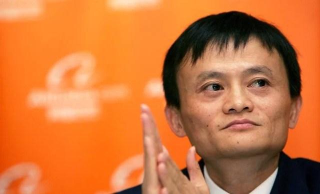 Alibaba_founder Jack Ma