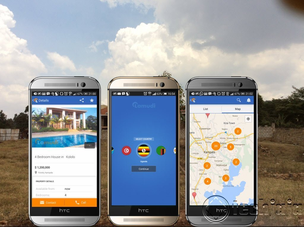 Lamudi Uganda App Review : The Real Estate hunt is just a