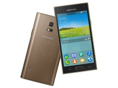 Samsung first Tizen Phone