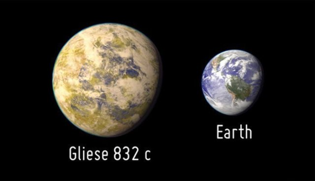 New earth-like planet discovered