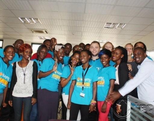 The Port: kaymu uganda team