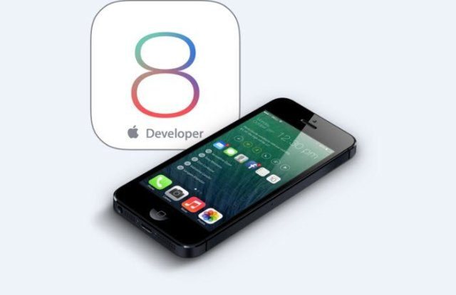 i OS 8