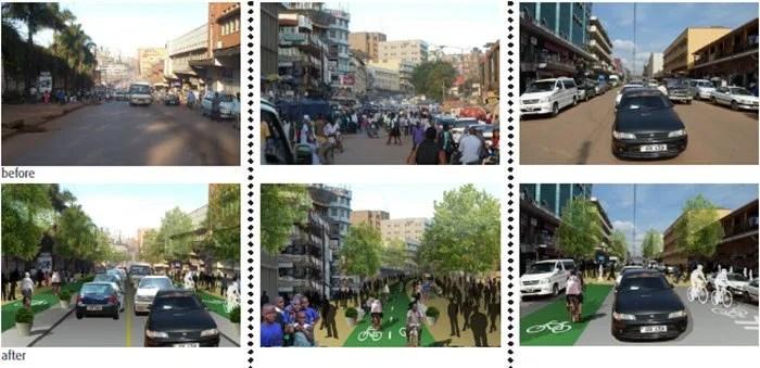 KCCA Plans for Kampala Roads 2