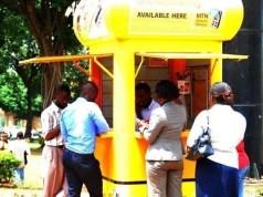 MTN uganda 10 million