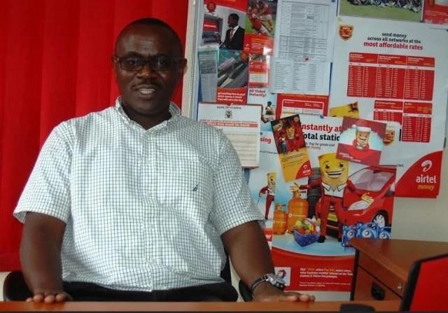Airtel Money Director, Mr. Nuhu Kanyike