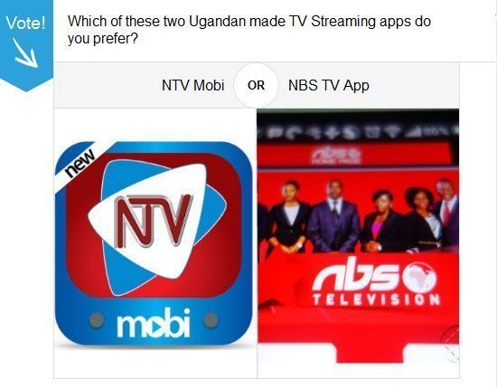 NTV Mobi Vs NBS TV