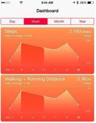 iOS 8_health