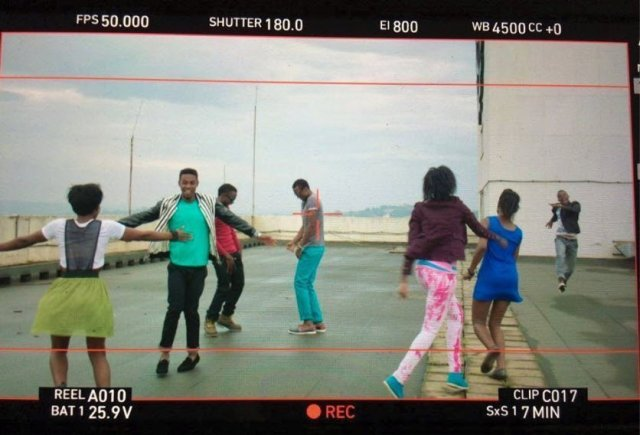 vodafone uganda TV commercial