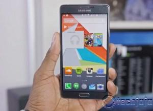 Galaxy Note 4 Screen