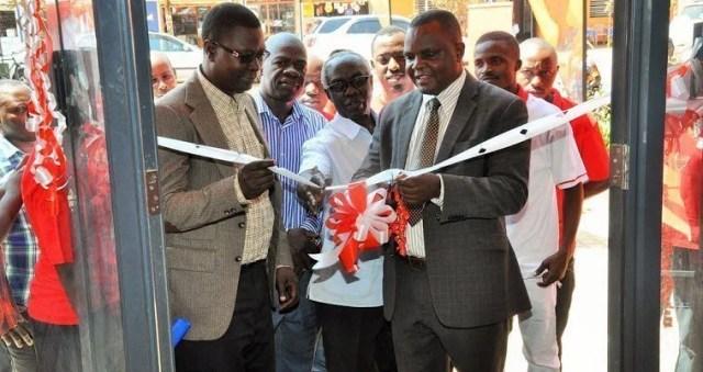 Mityana shop airtel Uganda