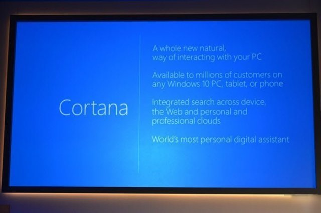 Windows 10 launch_cortana