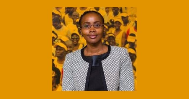 Mapula Bodibe, MTN Uganda's new Chief Marketing Officer
