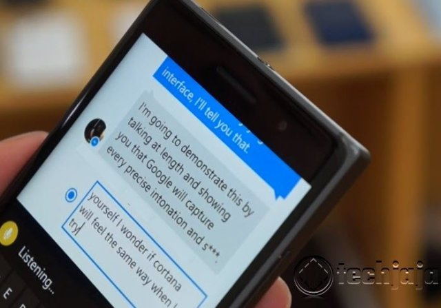 Windows 10 Technical Preview for Phone_voice command