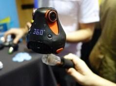 360 YouTube camera