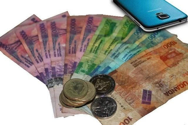 Mobile money in Uganda