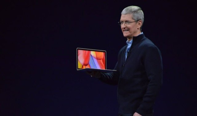 New MacBook 2015