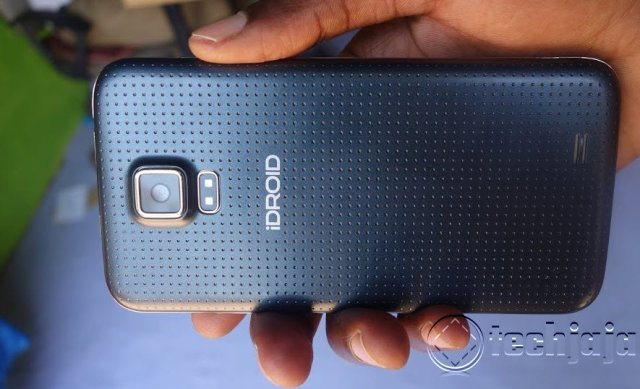 iDroid Tango A5_hands on#