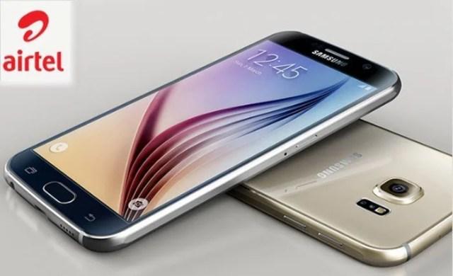 Galaxy s6 and edge on Airtel Uganda