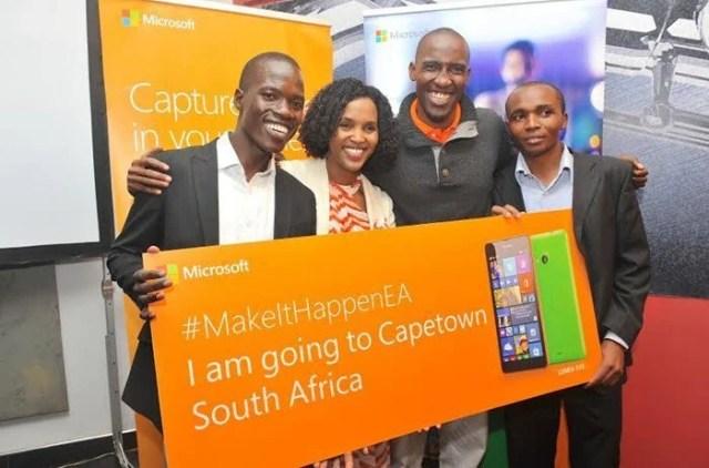 Make it happen campaign EA
