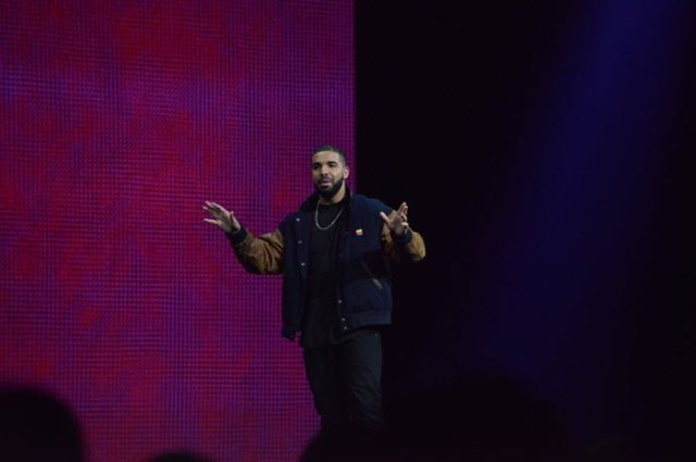 Apple Music Drake at WWDC