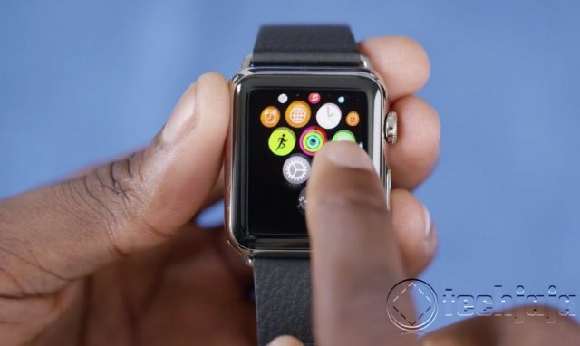 Apple Watch Watch OS 1