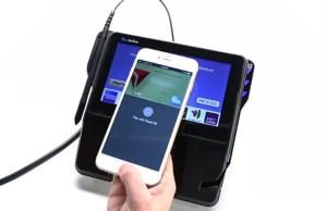 Verifone mobile money NFC