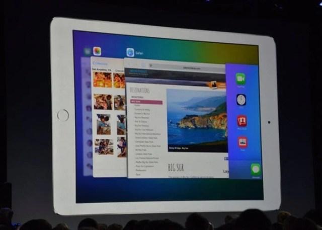WWDC 2015 Multitasking
