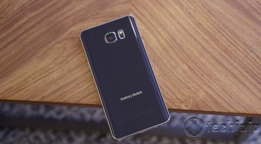 Note 5 review Hero